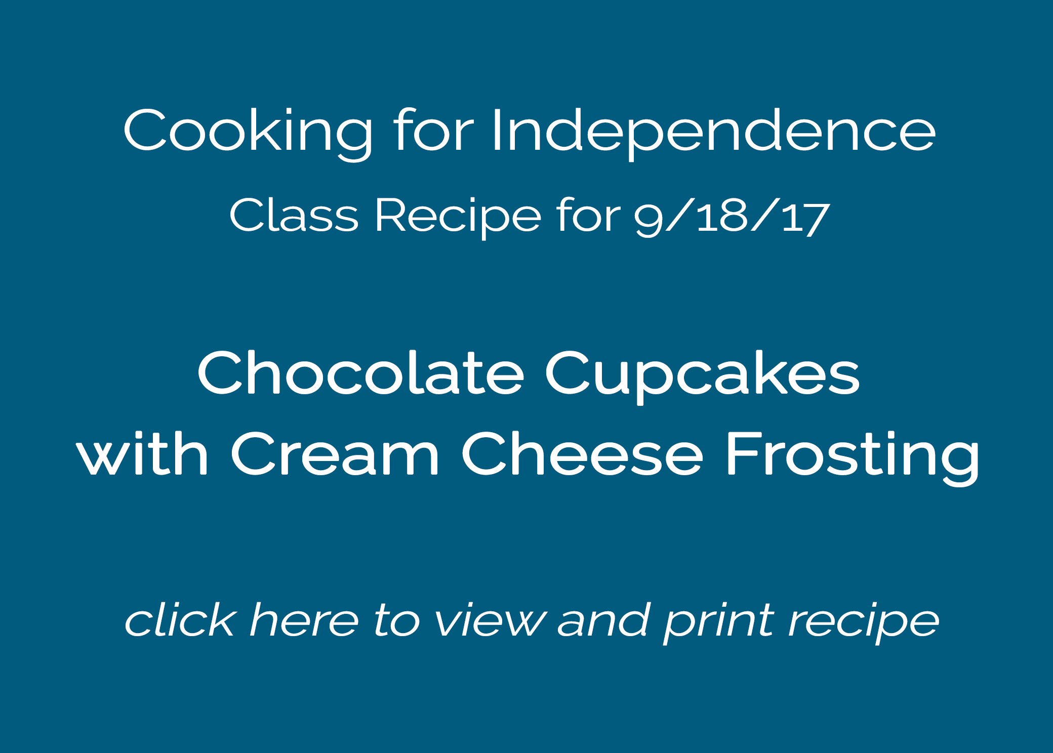click here to view and print recipe